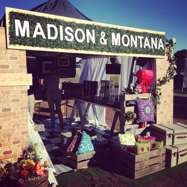 Madison & Montana