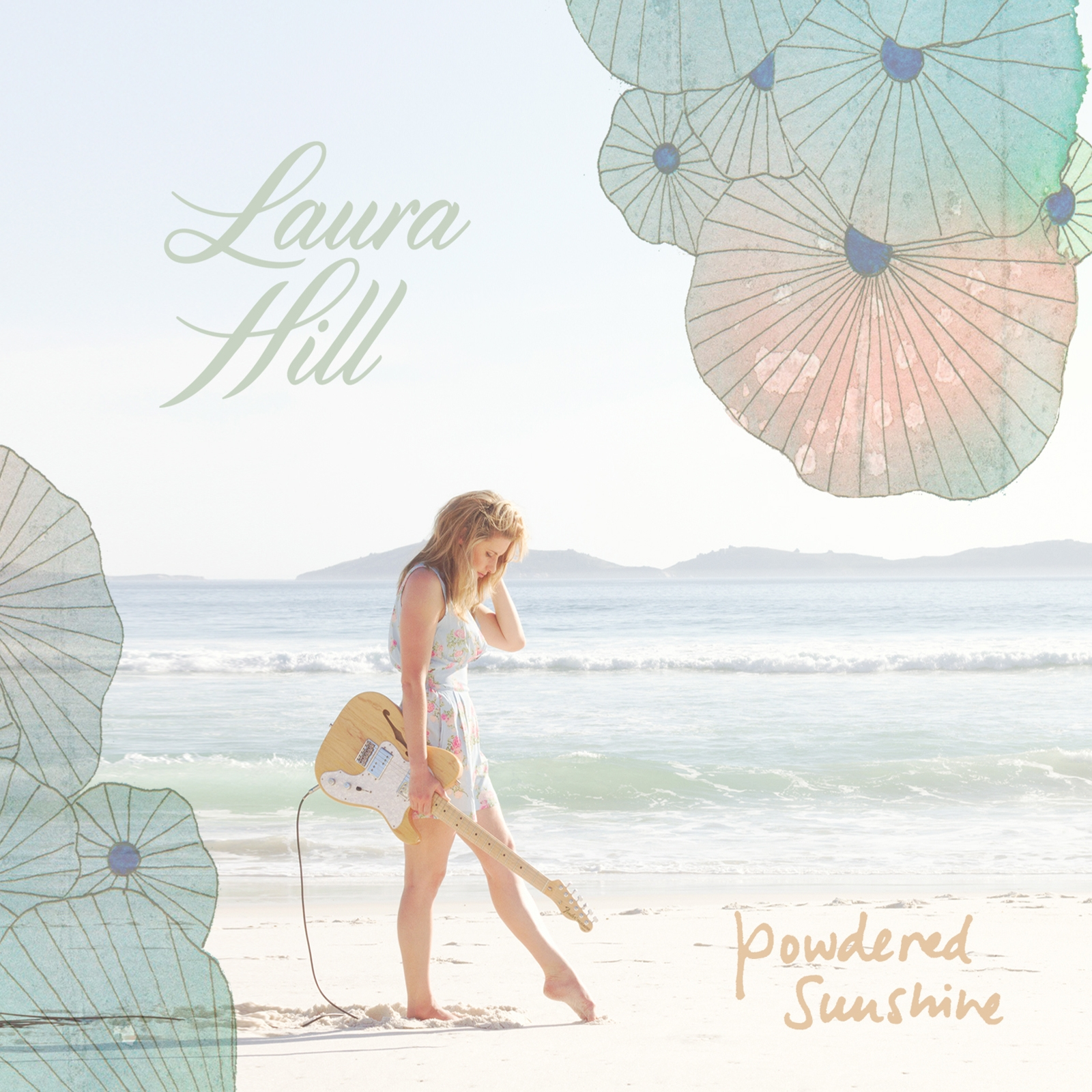 Powdered Sunshine Laura Hill