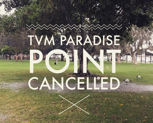 TVM PP Cancelled